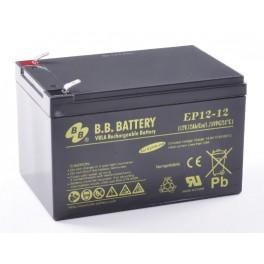 B.B. Battery EP12-12