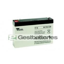 Bateria Y7-6