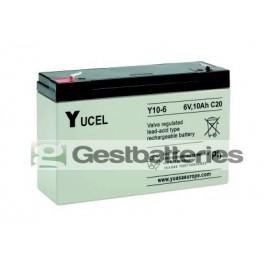 Bateria Y10-6