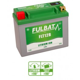 Batería Fulbat Litio YT12B-4