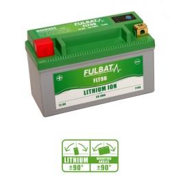 Batería Fulbat Litio YT9B