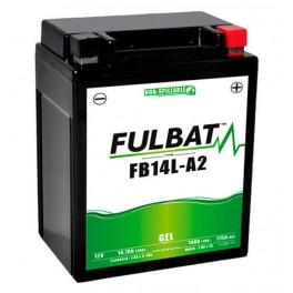Batería Fulbat YB14-A2 GEL