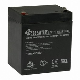 Bateria BB-BATTERY-BP5-12