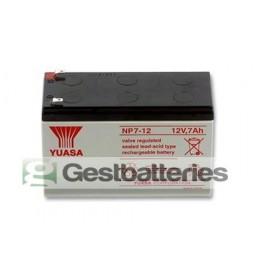 Bateria Yuasa NP7-12